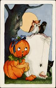 Greenwich Village Halloween Parade Thriller by The Spooky Vegan 31 Days Of Halloween Vintage Halloween Cartoons