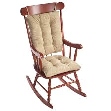 Indoor Furniture Rocker Seat Cushions - Cracker Barrel