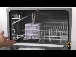 Faucet Adapter For Portable Dishwasher Walmart by Sunpentown Countertop Dishwasher Silver Sd 2201s Walmart