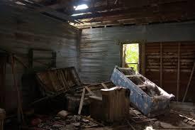 Newton County Ga Abandoned Farmhouse Interior Photograph Copyright