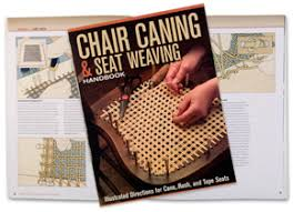 Chair Caning And Seat Weaving Kit by Chair Caning U0026 Seat Weaving Handbook Lee Valley Tools