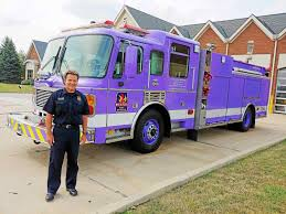 Mentor Fire Engine Wrapped In Lavender For Cancer Awareness - Fire ... Old Fire Truck Picture Needs To Be Stored Please Album On Imgur A Sneak Peek At New Everett Trucks Myeverettnewscom The One Of A Kind Purple Refurbished By Diamond Rescue Scranton Fighters Iaff Local 60 Sfd Companies Feniex Industries Royal Firetruck Facebook Berea Is On For Cure Collides With Nbc Southern California Willimantic Apparatus Check Out This Insane Craneequipped Vehicle Used San Pin Kevin Byron Truck Stuff Pinterest Trucks