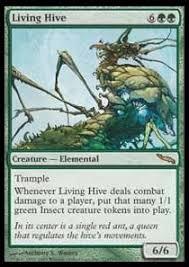 mtg deck ideas insect tribal ideas deck proxy mtg vault
