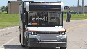 America's Next Postal Truck By Karsan Spied Testing Again