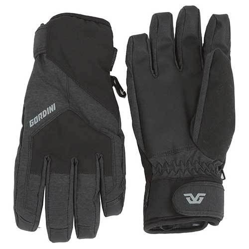 Gordini Aquabloc IX Glove Men's, Black, L