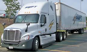 SWIFT+TRANSPORTATION+PHOENIX+ARIZONA+Freightliner+Sleeper+Truck ...