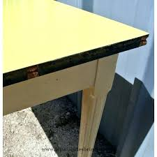 relooker une table de cuisine table de cuisine formica magnetoffon info