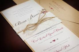 A Romantic Rustic Wedding