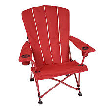 Coleman Oversized Quad Chair With Cooler Pouch by Foldable Adirondack Chair Red Sam U0027s Club Most Comfortable Camp