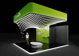 LED Bulbs Expo In Russia Exhibition Display Design 2 25 Innovative 3D Designs