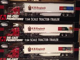 100 Diecast Promotions Trucks DCP CR England 164 Tractor TrailersLot Of