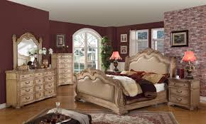 Excellent Bobs Furniture Bedroom Sets For Decor With Maroon Wall And Brick Plus Archway Window Ideas