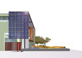 100 Lawrence Scarpa Brooks Solar Umbrella House