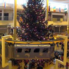 Christmas Tree Cataract Seen In by Remembering Rochester U0027s Midtown Plaza During Christmas Chris