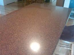Silestone Countertops Polishing & Cleaning