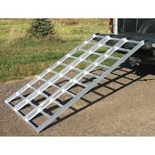 100 Truck Bed Ramp Details About Yutrax TX104 Aluminum TriFold XL ATV Loading 1750lbs 50in X 78in