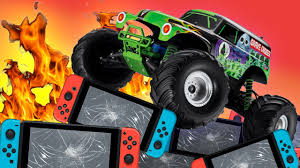 Nintendo Switch! Monster Trucks! All Kids Seats Only Five Dollars ... Monster Trucks Racing For Kids Dump Truck Race Cars Fall Nationals Six Of The Faest Drawing A Easy Step By Transportation The Mini Hammacher Schlemmer Dont Miss Monster Jam Triple Threat 2017 Kidsfuntv 3d Hd Animation Video Youtube Learn Shapes With Children Videos For Images Jam Best Games Resource Proves It Dont Let 4yearold Develop Movie Wired Tickets Motsports Event Schedule Santa Vs