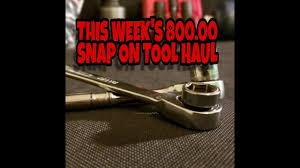 100 Snap On Tool Truck Locator Milwaukee Wins Law Suit This Weeks Haul YouTube