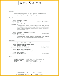 Sample Resume For Lecturer In Computer Science Engineering College Format Related Post