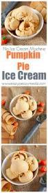 Libbys Pumpkin Nutrition Info by Best 25 Pumpkin Ice Cream Ideas On Pinterest Pumpkin Eating