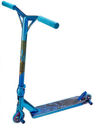 Worlds First Blue Chrome Stunt Scooter From Team Dogz Here It Is The