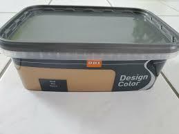 2 5l wandfarbe obi design color farbe marone innen