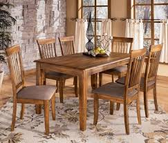 Berringer 7 Piece 36x60 Table Chair Set