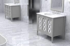 Tall White Shaker Style Bathroom Cabinet Freestanding by Summit Unit Modular Designer Bathroom Vanity Modular Bathroom