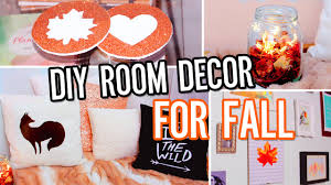 DIY Room Decor For Fall Make Your Cozy No Sew Pillow Tumblr