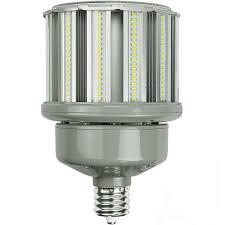 80w led corn bulbretrofit 5000k green creative 57949