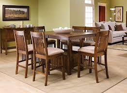 aspen 6 pc counter height dining set dining sets raymour and