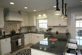 U Shaped Kitchen With Island L Post