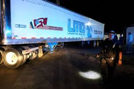 Mexican Officials Say 273 Corpses Were On Wandering Truck ...