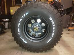 Project Flatfender: Wheels & Tires