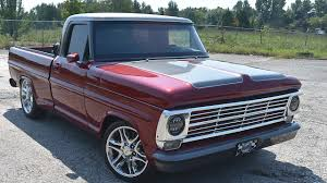 1969 Ford F100 2WD Regular Cab For Sale Near Conway, Arkansas 72032 ...