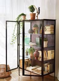 impressive ideas design for lighted curio cabinet on display 10