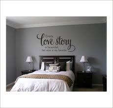 Bedroom Wall Vinyl Quotes Decals Master