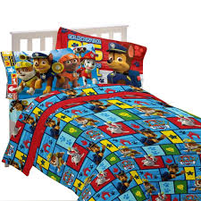 Paw Patrol No Pup Too Small 3 Piece Twin Sheet Set - Toys