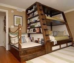 Bookcase Bunk Bed Foter
