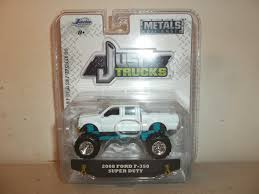 DIECAST 1:24 W//B - Metals - JUST Trucks With Extra Wheels - 2011 ...
