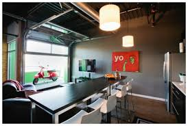 100 The Garage Loft Apartments Bright With East End Views Condominiums For Rent In Pittsburgh