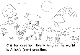 Download Islamic Coloring Pages 6