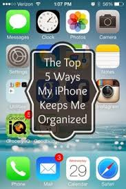 iPhone Organization in 5 Minutes