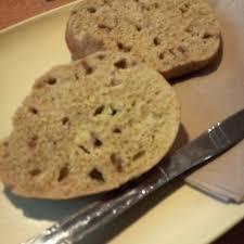 Panera Pumpkin Bagel by Panera Bread Menu Fort Smith Ar Foodspotting