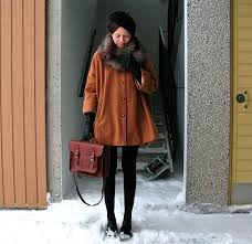 The Coat Bag Colours Sooo Cute Vintage WinterPlaying Dress