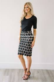 stylish affordable and trendy modest skirts