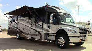 C Rv With Garage Tesla Introdues Toy Hauler Extended Foot Best