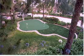 Putting Greens   Lake Shore Sport Court Artificial Putting Greens Field Of Green Grass Made Perfect Backyards Cool Backyard Synthetic Warehouse Little Bit Funky How To Make A Backyard Putting Green Diy Install Your Own L Turf Best 25 Ideas On Pinterest Outdoor Lake Shore Sport Court Building Golf Hgtv Neave Sports In Kansas City