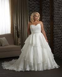 Terrific Wedding Dresses In Addition Plus Size Empire Waist Wedding