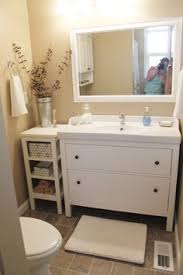a traditional approach to an organized bathroom that s the